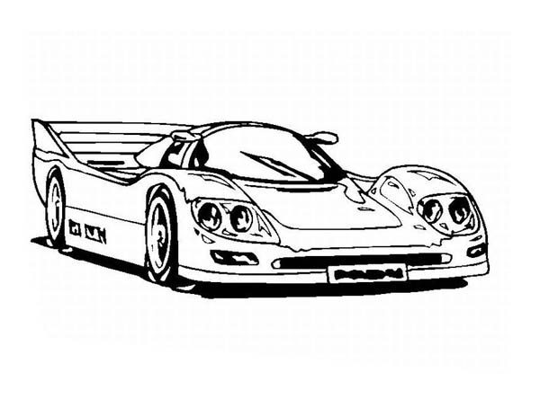 Classic Cars, : Amazing Classic Cars Coloring Pages