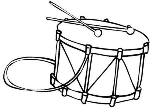 how to draw musical instruments coloring pages - Musical Instrument Coloring Pages