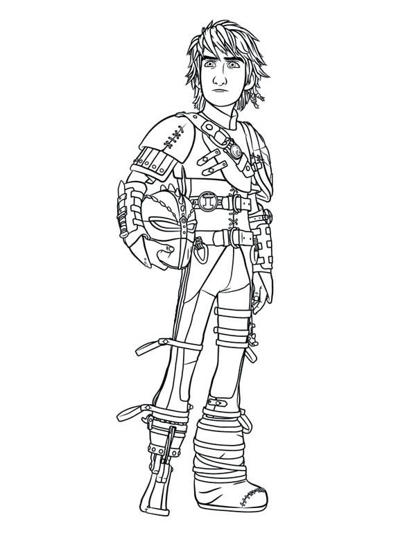 how to train a dragon coloring pages - heather and hiccup coloring pages coloring pages