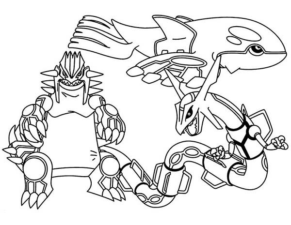 pokemon evolution coloring pages - photo#15