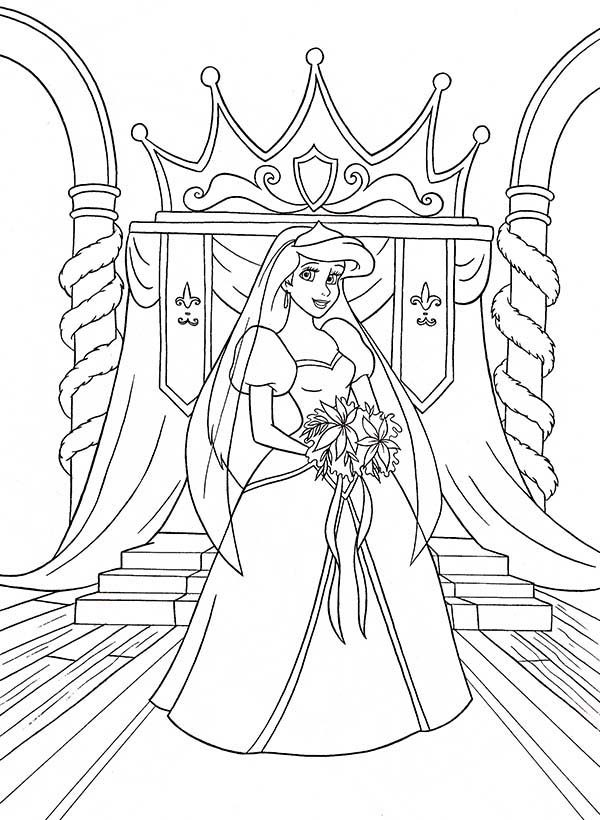 Princesses Birthday, : Walt Disney Princesses Birthday Party Coloring Pages