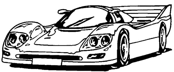 Audi Cars, : Audi Cars LRG Sport Coloring Pages