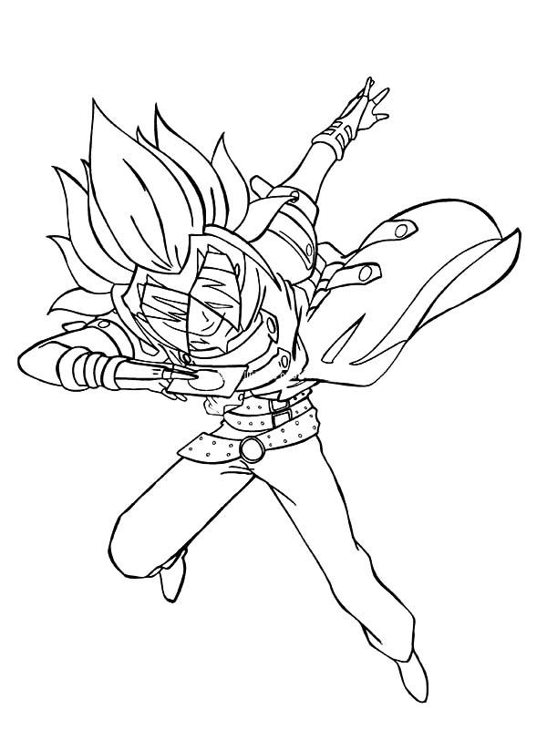 Bakug, : Bakug Bakugan Dan Silver Bullet Coloring Pages