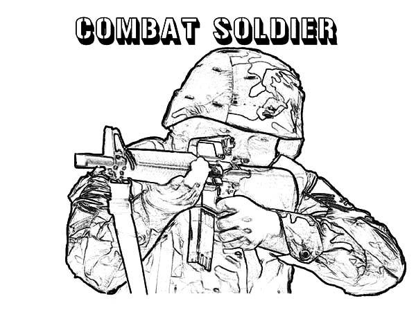 army soldier army coloring pages tank bayonet pictures