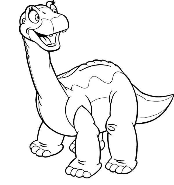 Baby Dinos, : Baby Dinos Big Smile Coloring Pages