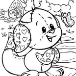Faerie From Neopets Fairyland Coloring Pages : Bulk Color