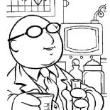 Science Coloring Pages – coloring.rocks! | 155x155