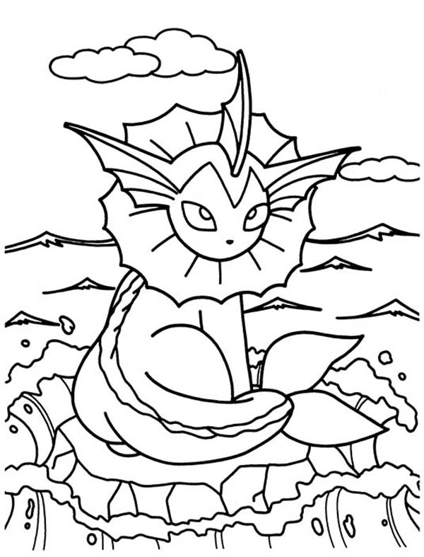 Pokemon, : How to Draw Pokemon Coloring Pages