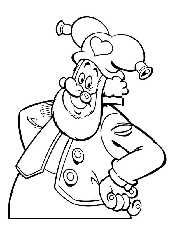 Plop the Gnome, : The Famous Plop the Gnome Coloring Pages