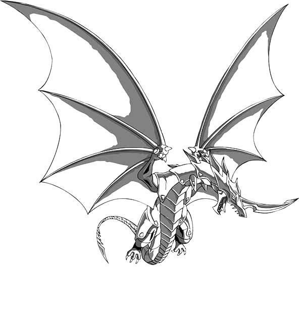 Bakug, : Bakug Bakugan Drago Battle Gear Coloring Pages