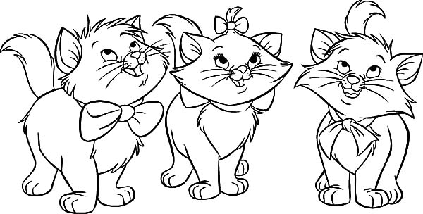 aristocats toulouse coloring pages - photo#15